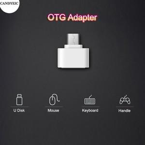 Image 2 - USB 3.0 Type C OTG 어댑터 마이크로 USB OTG 변환기 Redmi Xiaomi 화웨이 삼성 마우스 키보드 USB 플래시 디스크 어댑터 OTG