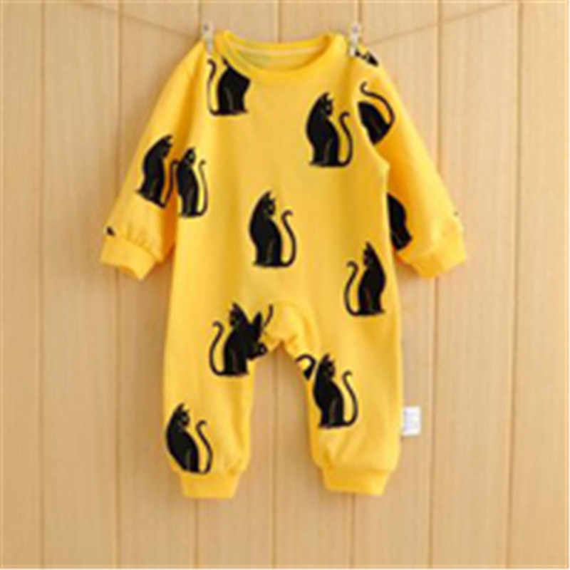 9b043bfa0 Detail Feedback Questions about Baby Rompers Spring Autumn Cartoon ...