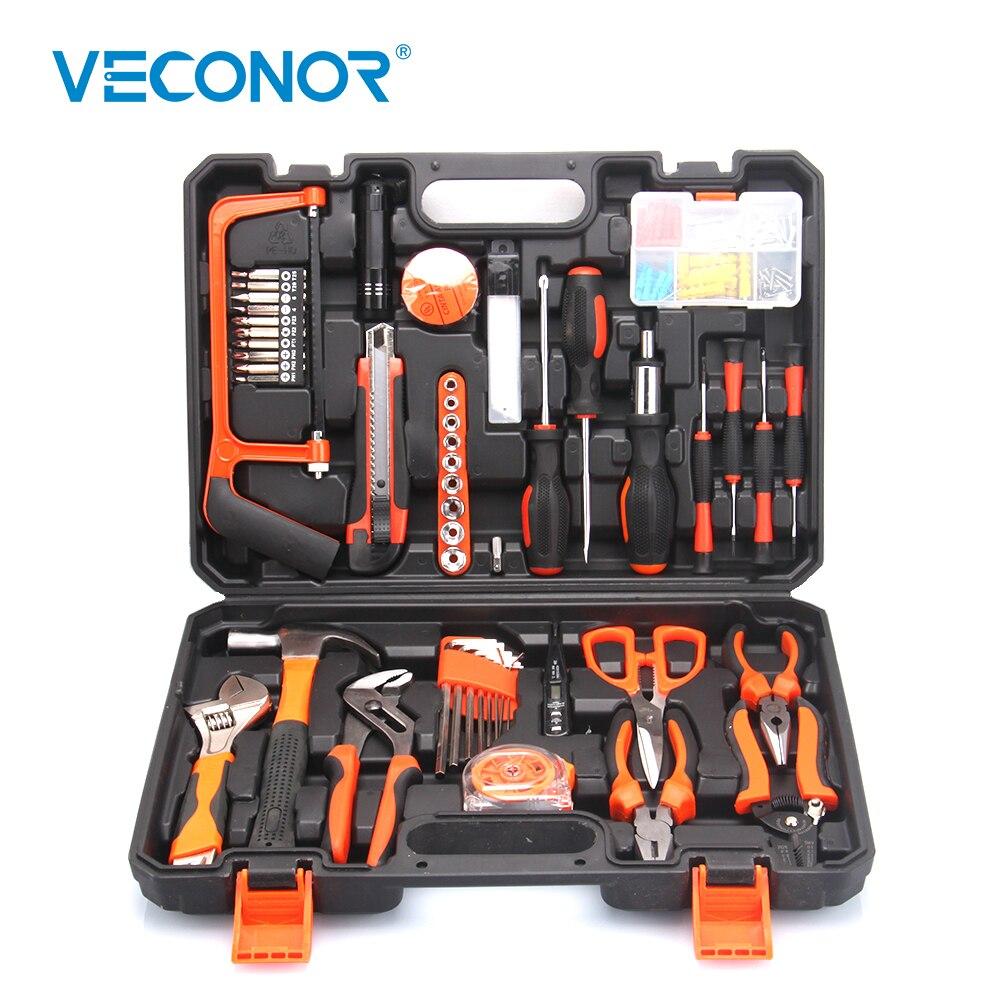 Machine Sheet Metal Hand Tools Combination Kits Mechanics Screwdriver Set Car Repair Case Box Kit Professtional Tool Hardware