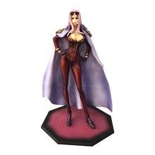 цена на Anime One Piece Sexy HINA PVC Action Figure Doll Collectible Model Toy Christmas Gift