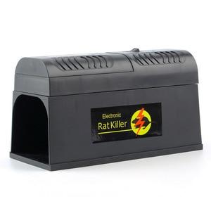 Image 2 - Trampa eléctrica para ratas con enchufe para UE/EE. UU., ratones, roedores, adaptador de voltaje de choque eléctrico Mana Kiore, uso doméstico