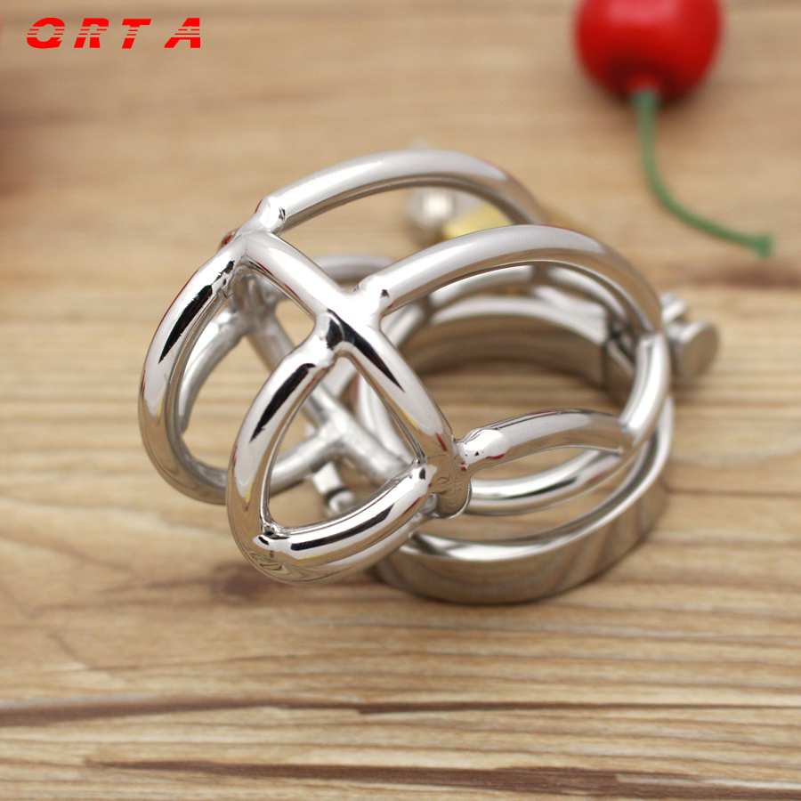 Big Chastity Belt Male Chastity device Stainless Steel cock Cage Sex Toys for men,steel chastity cage,metal cock rings sexo pene sex shop small male penis confinement chastity cage metal cock ring cockring chastity belt toy sex toys for men free shipping
