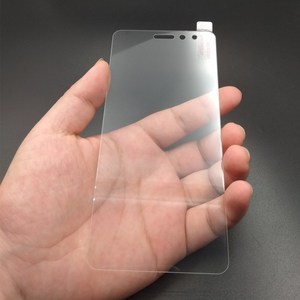 Image 2 - For Lenovo K6 Power Tempered Glass 5.0 inch 0.3mm Amazing H Anti Explosion Screen Protector For Lenovo K6 Cover case film