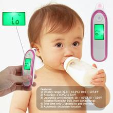 Cheaper Infrared Thermometer Baby Adult Medical Ear Thermometer Digital Thermometer Fever Thermometer Baby LCD Digital Infrared