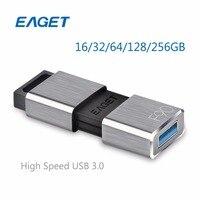 Eaget F90 usb флэш-накопитель 16 ГБ 32 ГБ 64 ГБ 128 ГБ 256 ГБ USB3.0 Интерфейс флешки флэш-накопитель usb stick Внешние запоминающие устройства диска у дисков