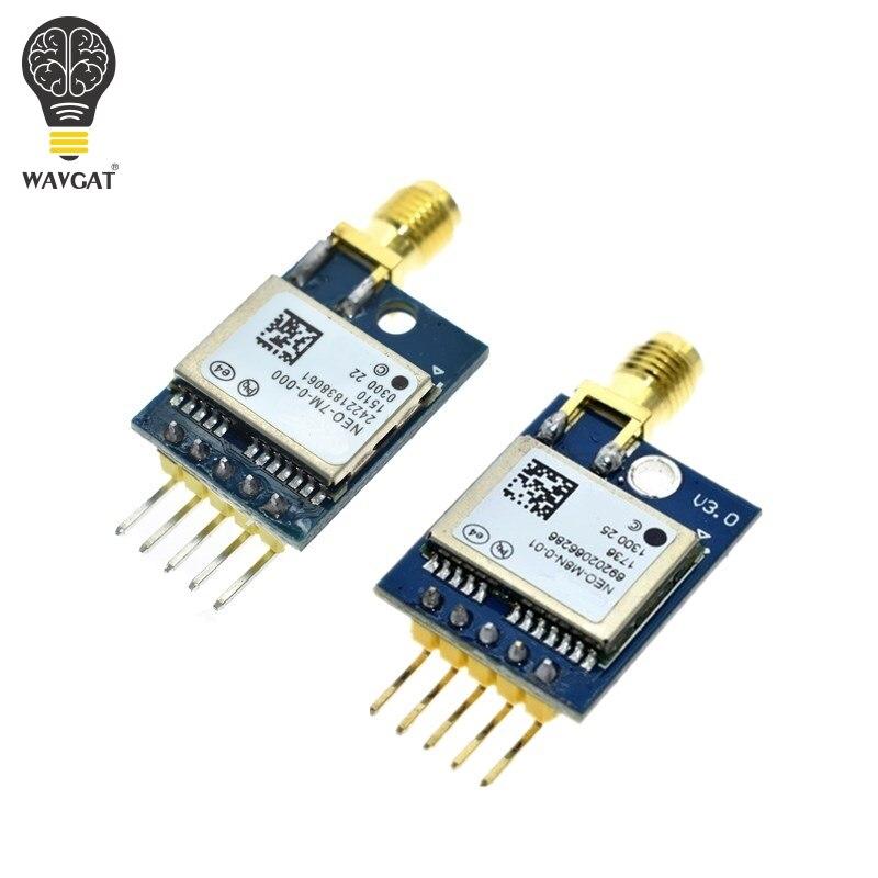 NEO-6M NEO-7M Double Sided GPS Mini Module NEO-M8N Satellite Positioning Microcontroller SCM MCU Development Board For Arduino