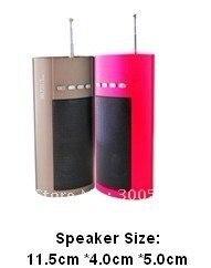 mini  speakers  with power