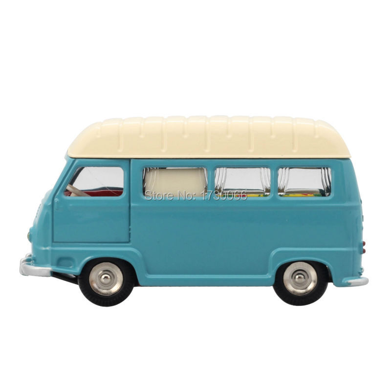 Купить с кэшбэком DINKY TOYS Estafette Renault Camping Ref. 565 Atlas Car model Alloy Diecast Antique Best Christmas Gift for collector or kids