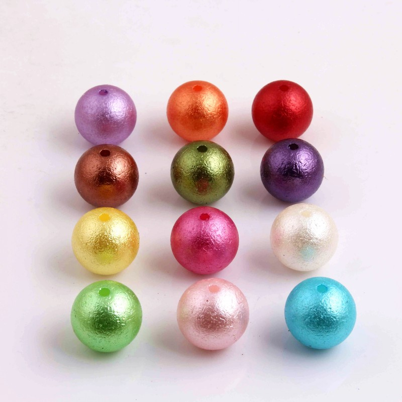 85 beads 250g pack Assorted Large Faux Horn Beads 10-22mm