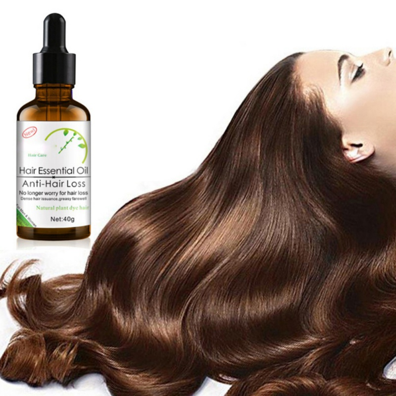 Hair Growth Essential Oils Essence Original Authentic 100% Hs
