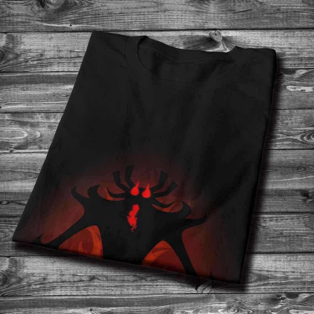 Voor Mannelijke Rock Roll Samurai Jack Vs Aku T-shirt Crewneck Zachte Katoen Retro Homme Tee Shirt