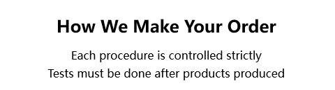 production procedure 480