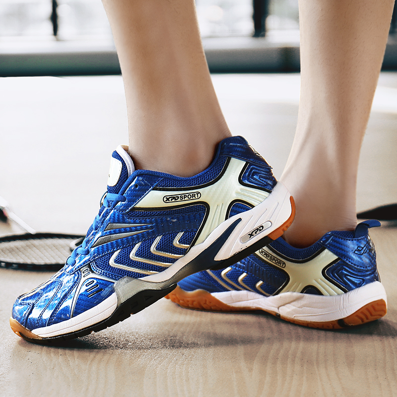 2019 New Men Women Badminton Shoes Light Breathable  Professional Training Shoes Boy Gril High Quality Non-slip Sports Sneakers