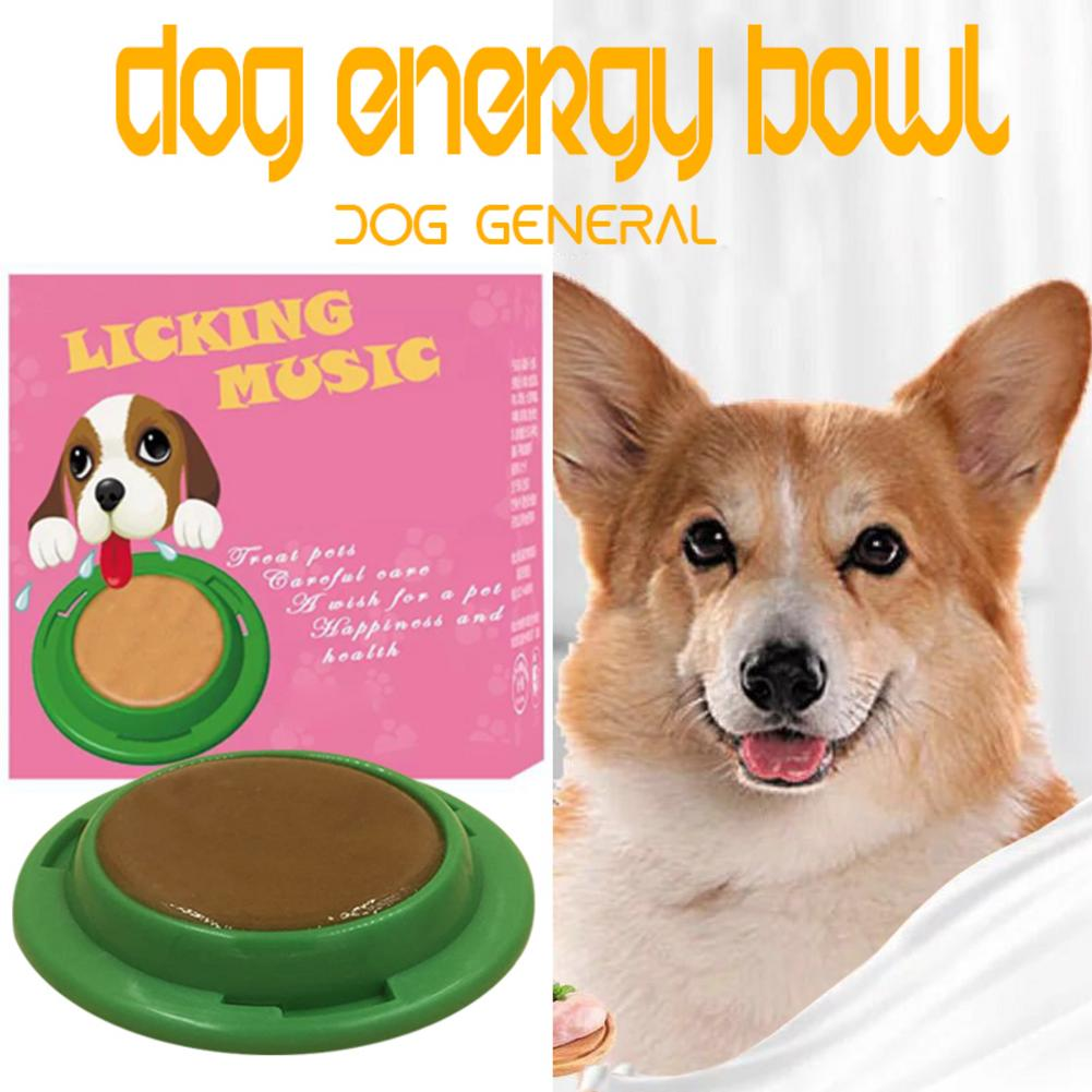 Dogs Add Energy Bowl Snacks Dog Peppermint Vitamins Sugar Bowl Energy Toys Dogs Increase Appetite Stimulation Flavor Supplies image