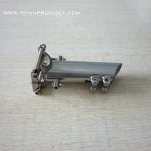 Титановая Подседельный штырь для 31,8 мм