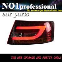 Огни автомобиля для AUDI A6L светодиодный задний фонарь задний свет подсветкой 2005 до 2008 года