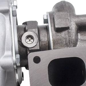 Image 4 - GT2871 GT2871R GT2860 SR20 CA18DET שמן + מים קירור טורבו Tubocharger 400 + HP