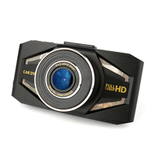 Mini Coche Dvr Full HD 1080 P de la Cámara Auto Dvr Dashcam aparcamiento Grabadora de Vídeo Registrator Videocámara de Visión Nocturna Negro Caja Dash Cam