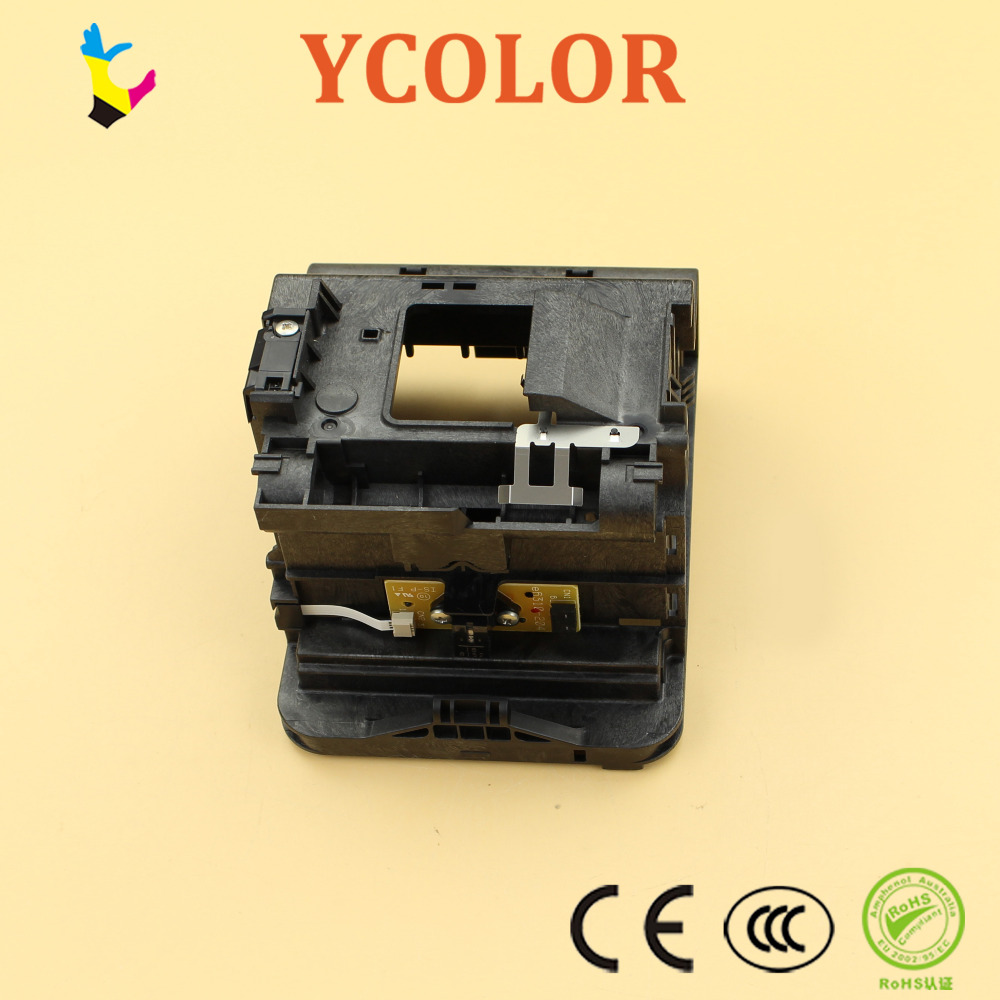 Printer Supplies High Quality Carriage Sub Assy With Sensor For Epson R290/r330/r385/t50/p50/t59/t60 Be Shrewd In Money Matters Printer Parts