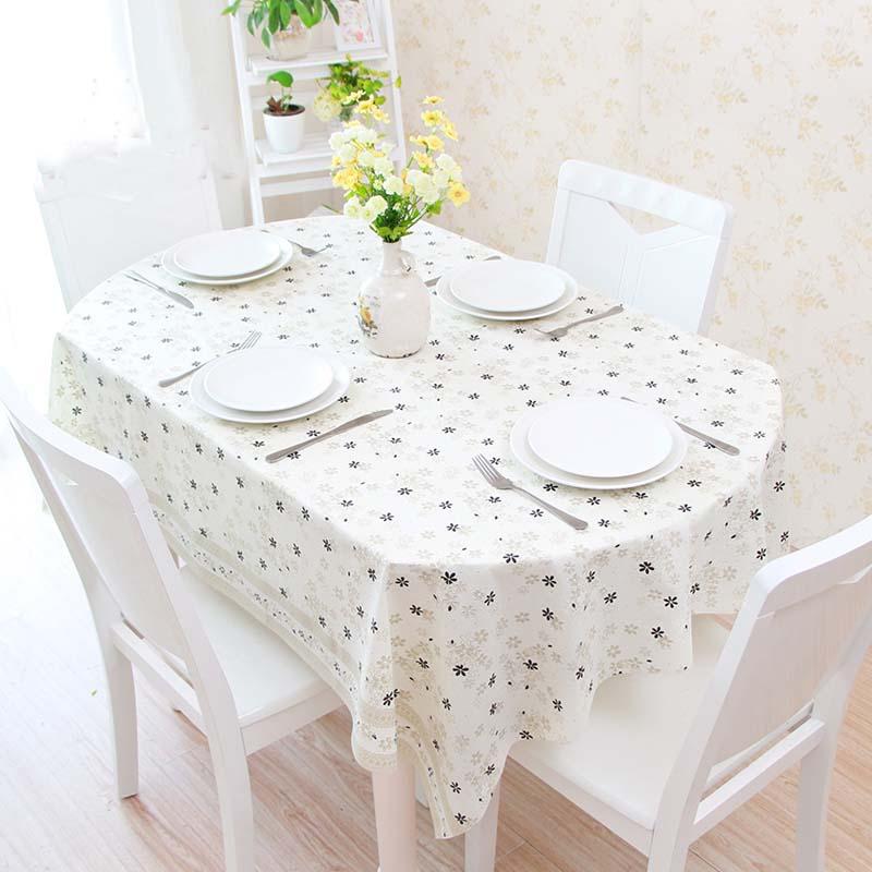 High Qualit Oval Tischtuch Spitze Kunststoff Ovalen Tisch Tischdecke PVC Wasserdichte Anti L Falten