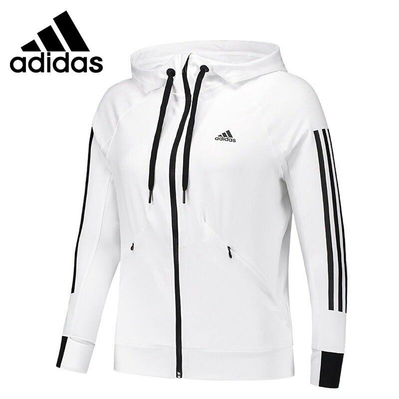 Original New Arrival 2018 Adidas Performance Perf FZ Hoody Women's jacket Hooded Sportswear цена