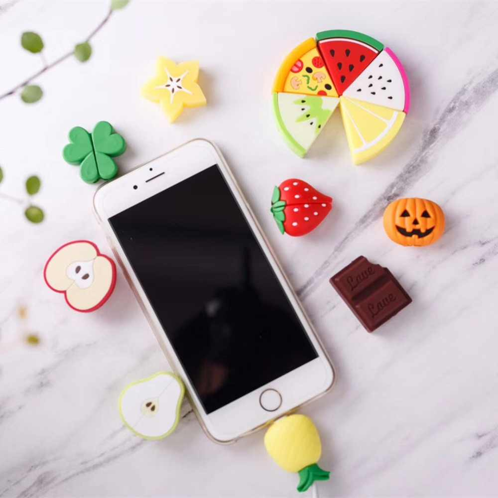 Ładowarka usb Protector dla Iphone 6 s 7 plus 8 plus x xs max xr 5 5S se 6 s case capas akcesoria do telefonu telefon aksesuar