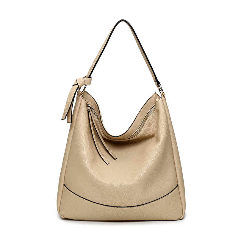 9421a3deee0 Fashion High Quality Leather OL Style Women Handbag Tote Bag Ladies  Shoulder Bags Wholesale price DM0068-in Shoulder Bags from Luggage   Bags  on ...