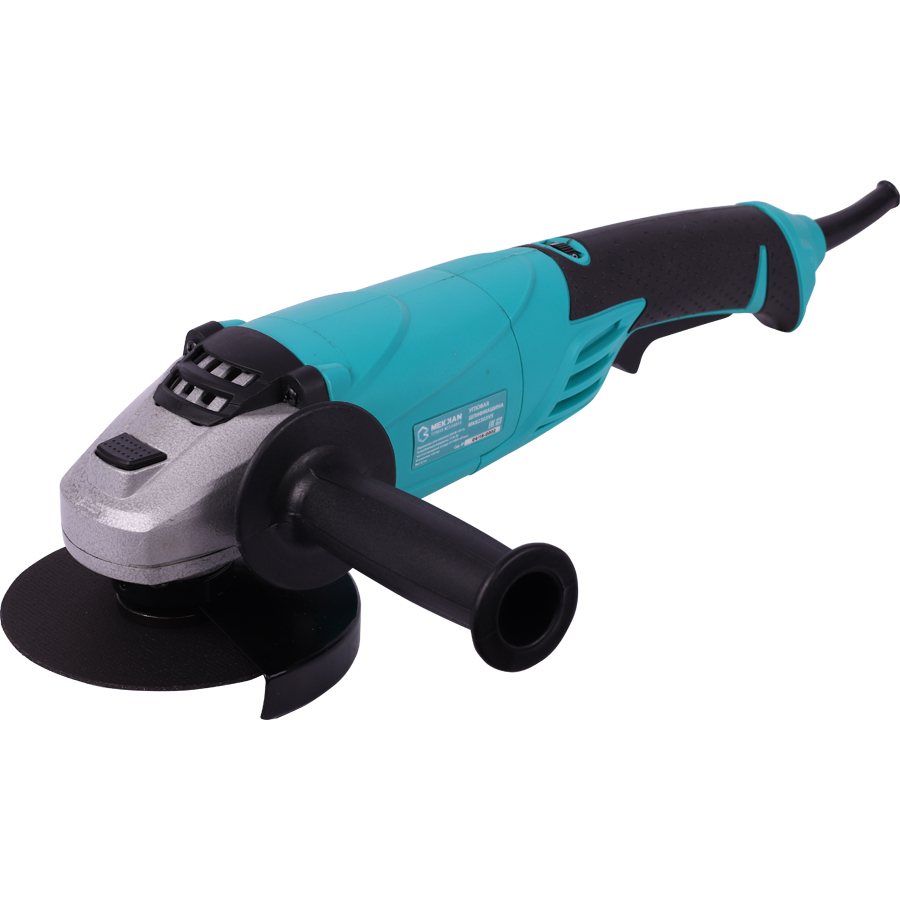 MEKKAN Angle Grinder Woods Steel Power Tool 1200W Electric Grinder Machine 1 Year Warranty Free Shipping Russia MK-82303VS