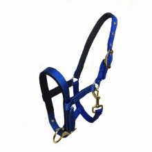 Adjustable Soft Horse Riding Headstall Equipment Durable Halter Bridle Equestrian Cheval Accessories