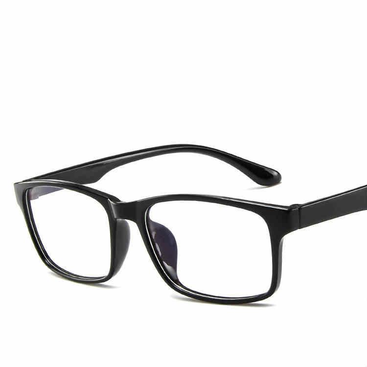 Женские поддельные очки, розовые прозрачные оправы для очков, 2019