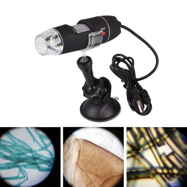 M ga Pixels USB Microscope 1000X 8 LED num rique USB Microscopes cam ra loupe lectronique