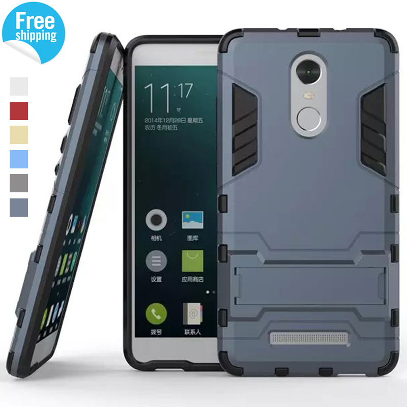 Fundas for Xiaomi Redmi Note 3 Case Hybrid Dual Heavy Duty Armor Stand Cases Cover For Xiaomi Redmi Note 3 Coque / IDOOLS