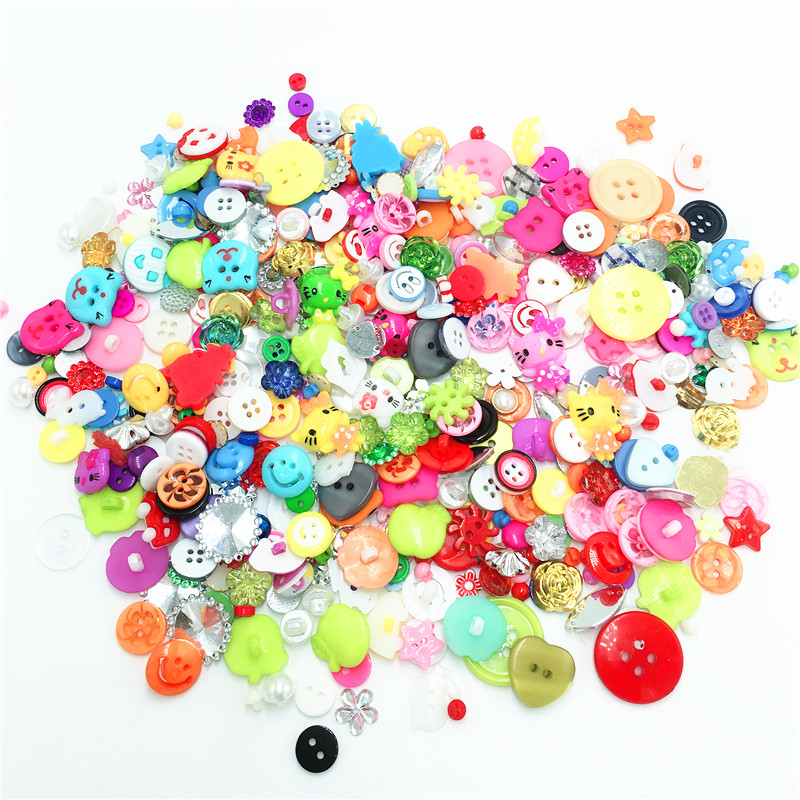 10//50//100pcs 30mm Plastic Corn Shape Craft Doll Sewing Button Buttons