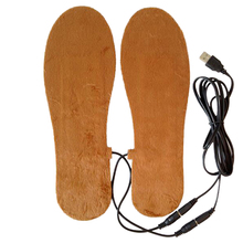 Outdoor Sport Warmer Insoles Electric Foot Heated Durable Tailored Winter Skiing Camping outdoor Keep Warm