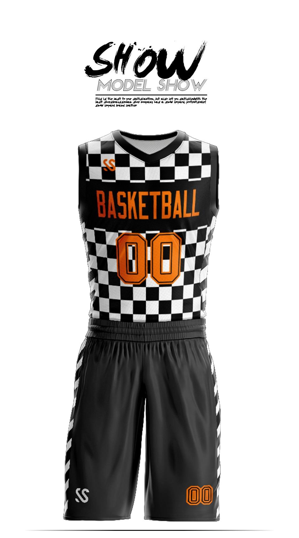 Индивидуальные командные Мужские Молодежные баскетбольные дизайнерские