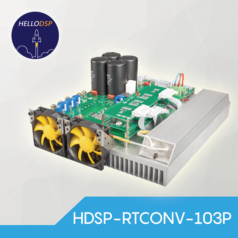 New Universal high power motor driver RTCONV-103P 10KW supports a variety of inputs and motors