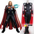 Película Los Vengadores disfraces de halloween para hombres adultos mujeres The Avengers Thor Odinson cosplay disfraces de adultos por encargo