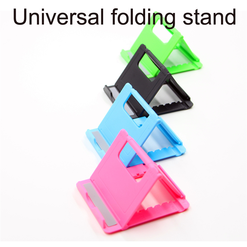 Universal Adjustable Foldable Cell Phone Tablet Desk Stand Holder Smartphone Mobile Phone Bracket for iPhone for Samsung iPad w
