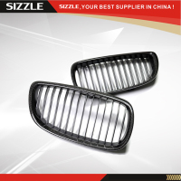 Carbon Fiber Front Grille Single Slat for BMW 3 Series E92 E93 Facelift 2010-2011