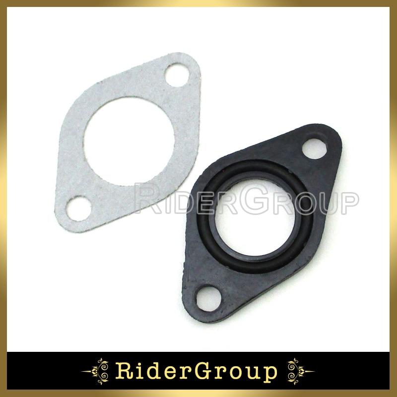 20mm Carburetor Intake Manifold Gasket Spacer Seal Pit Bike ATV GoKart CRF 50 70