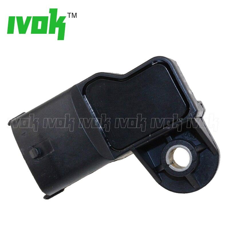 Manifold Absolute Intake Air Boost Pressure Map Sensor For Ford Mazda BT 50 BT50 2 5