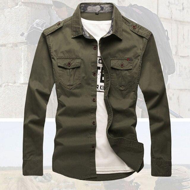 Повседневное Тактический джинсовая рубашка Для мужчин Военная Униформа Глория Джинсы для женщин Для мужчин S Рубашки Для Мальчиков Большой Размеры платье рубашка в клетку Camisa Hombre Для мужчин S Костюмы 6zct018