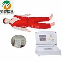 BIX/CPR480 Advanced Adult Full Body Electronic CPR Manikin Multifunctional First Aid CPR Manikin Medical Model W006