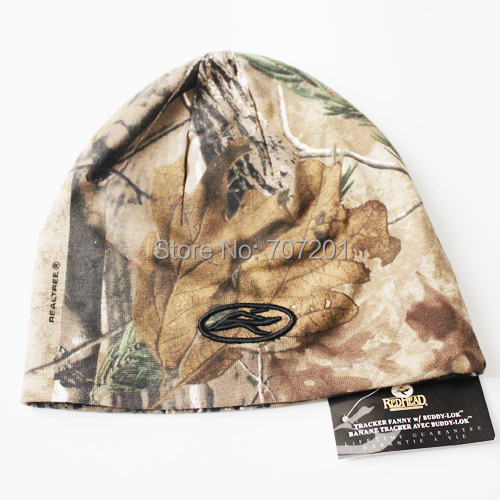 Readhead Realtree Hunting Camo Beanie Hat Fleece Hat 100 Cotton And
