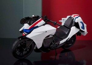 """Image 2 - Nhật Bản """"Đeo Mặt Nạ Kamen Rider Drive"""" Ban Đầu Bandai Tamashii Quốc Gia Shf/S.H.Figuarts Nhựa PVC Xe Đạp Đi Xe Macher"""