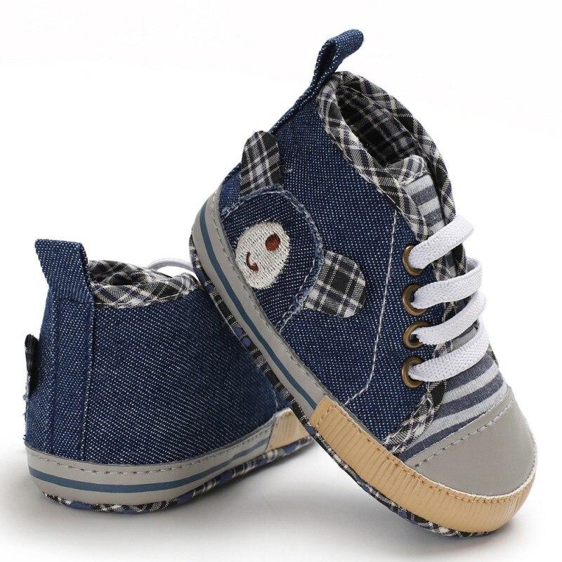 Baby Shoes Soft Bottom Infant Newborn Boy Non Slip First