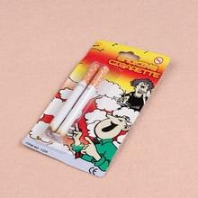 Шутка для розыгрыша искусственный сигареты Fags эффект дыма Новинка горит конец необычный подарок для продажи розыгрыши смешные игрушки трюк