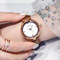 Роскошные минималистичные креативные женские кварцевые часы  изящные женские часы  повседневные наручные часы  женские кожаные часы  часы ...