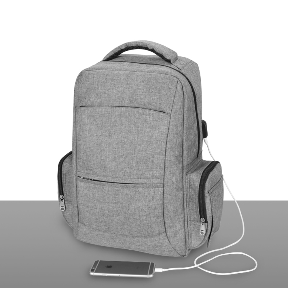 Nuovo sacchetto Del Pannolino di Modo del sacchetto del pannolino Papà zaino Cura Del Bambino A doppio strato Borsa Da Viaggio per il Bambino Passeggino