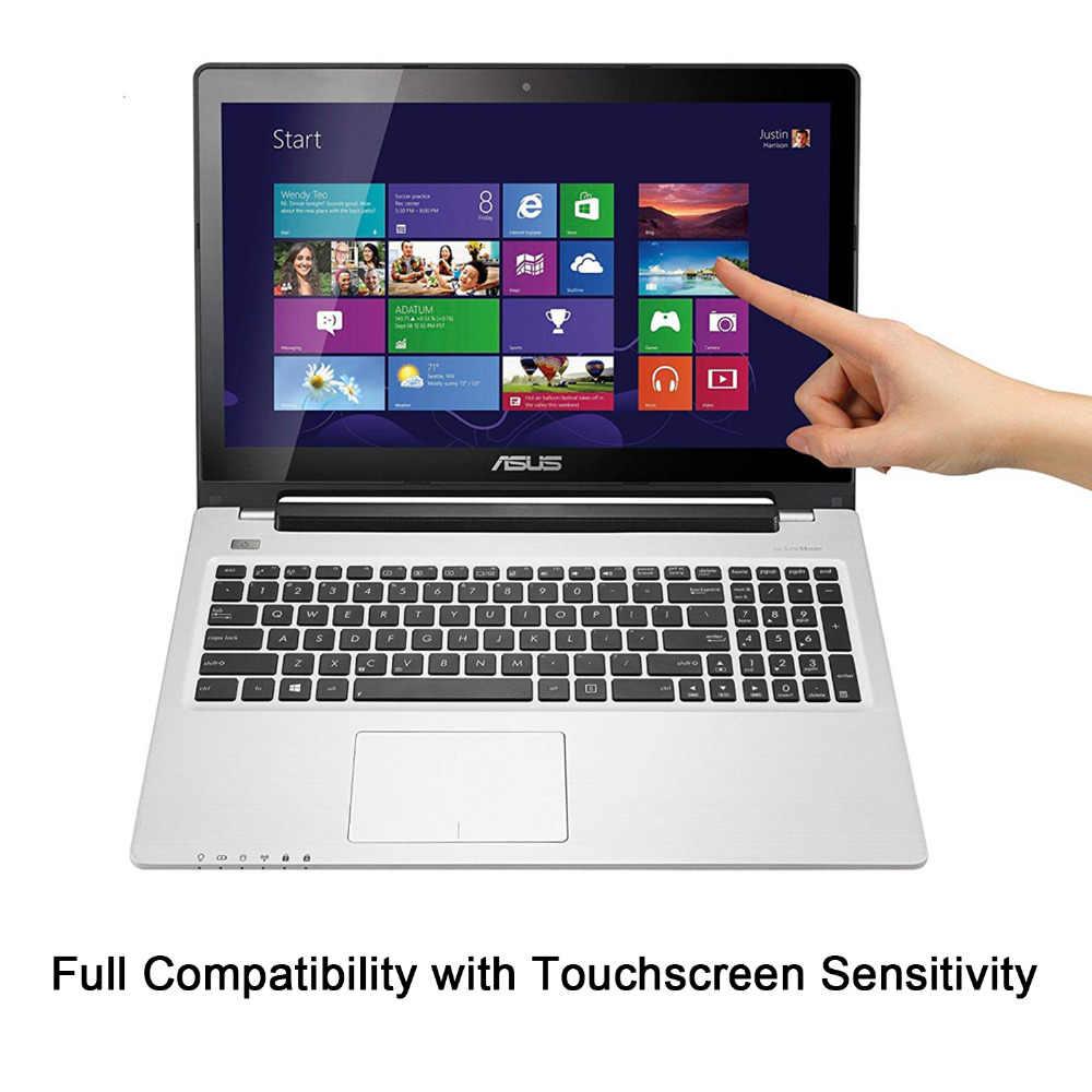 "Cartinoe אוניברסלי 14 inch מחשב נייד מסך מגן עבור 14.1 ""16:10 היבט יחס מחברת, hd Crystal Clear Lcd משמר סרט, 2 יחידות"